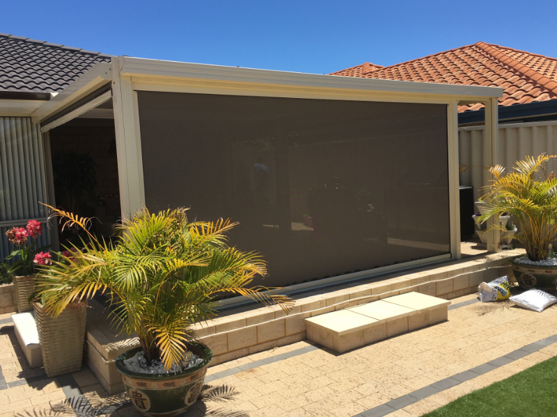 Fabric Awnings Gold Coast